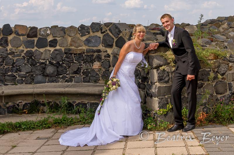 Hochzeit Julia und Danilo – Burg Stolpen