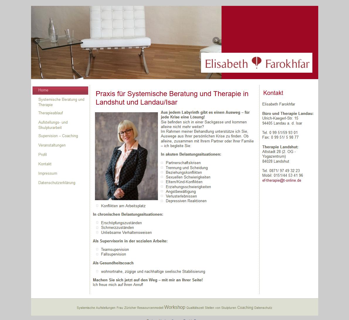 Praxis für Systemische Beratung und Therapie in Landshut und Landau Isar