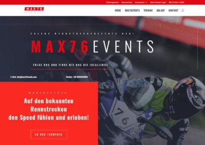 max76events.com
